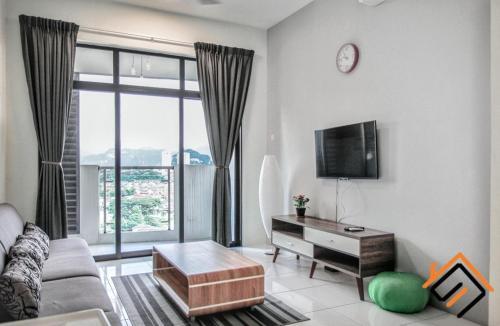 Oasis Condominium Suites @ Simee (8 Pax) EECH08, Kinta