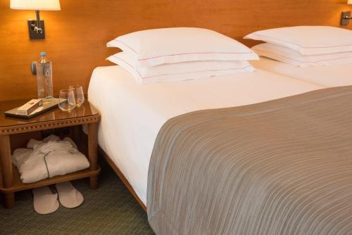 President Hotel szoba-fotók