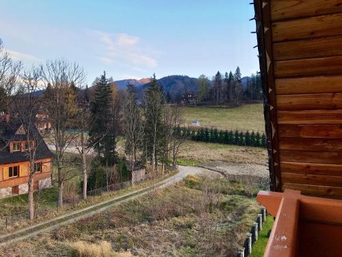 Willa Wisienka Niewielki pokój dwuosobowy z balkonem