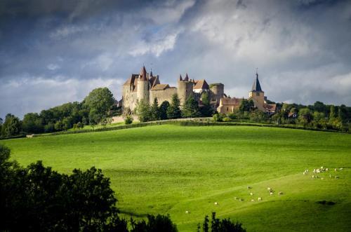 . Le Domaine des Prés Verts à Châteauneuf