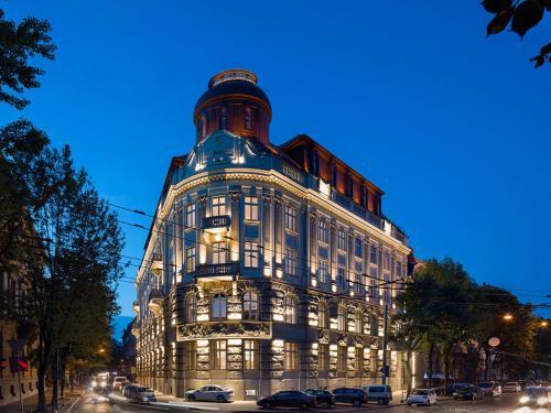 Bankhotel, Ukraine