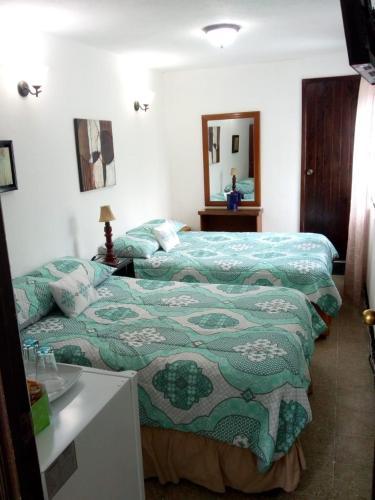 Foto kamar Habitaciones Eco-Terrazas