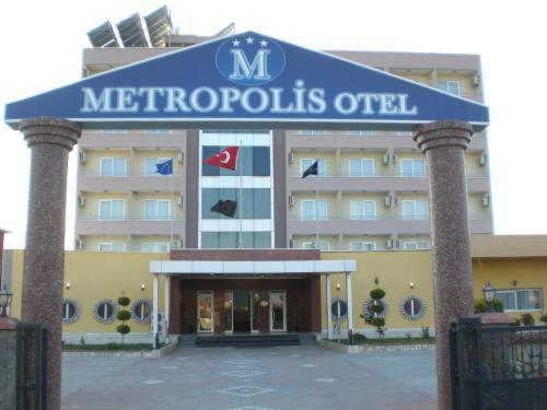 Torbalı Metropolis Hotel rooms
