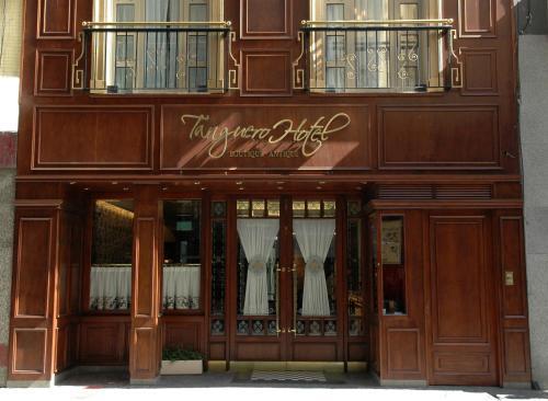 Tanguero Hotel Boutique Antique impression