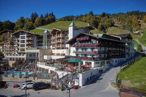 Stammhaus Wolf im Hotel Alpine Palace Hinterglemm
