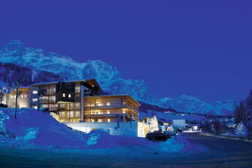 Lagació Hotel Mountain Residence Alta Badia-San Cassiano/Sankt Kassian