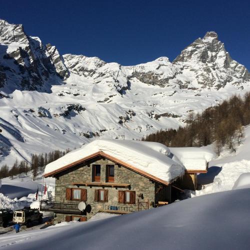 Baita Layet - Accommodation - Breuil-Cervinia
