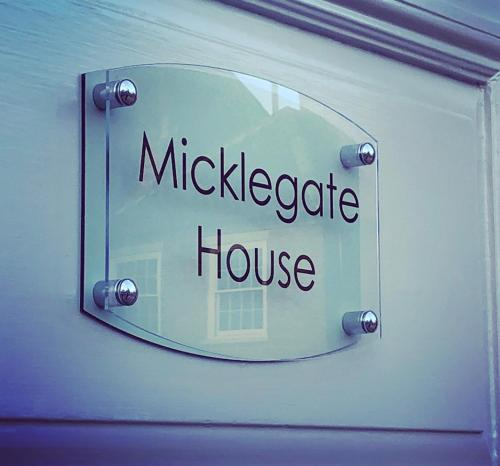 Micklegate House (B&B)