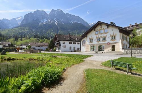 Zugspitzsuite Alpi - Apartment - Grainau
