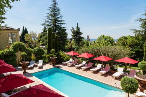 Villa Gallici Hôtel & Spa - Hôtel - Aix-en-Provence