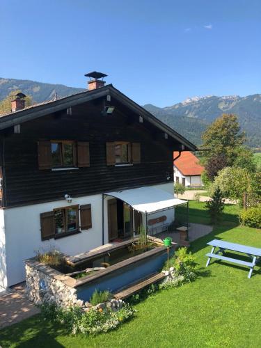 Fewo-Moritz - Apartment - Schleching