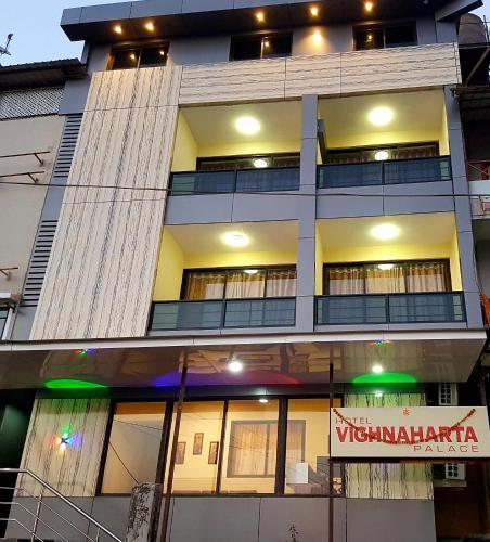 Hotel Vighnaharta Palace