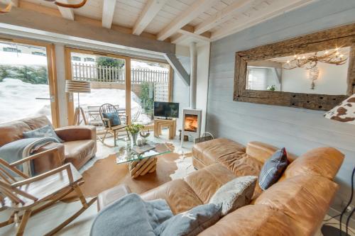 Appartement Le Cerf - Apartment - Les Gets