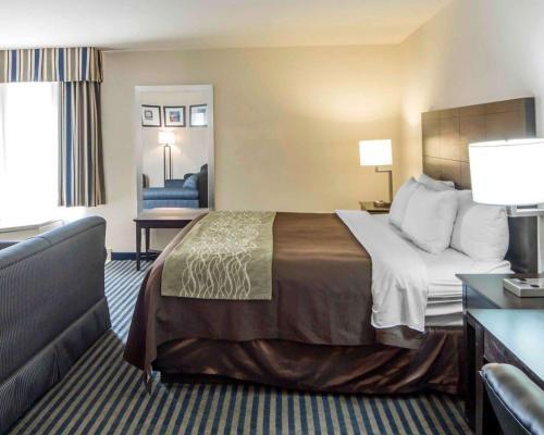 Quality Inn Tulsa-Downtown West - Tulsa, OK 74127