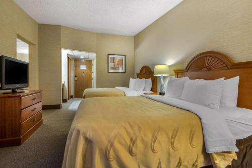 Quality Inn & Suites Mansfield - Mansfield, PA 16933