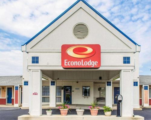 Econo Lodge Mechanicsburg
