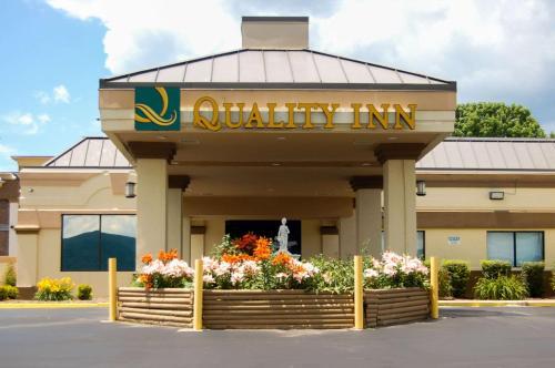 . Quality Inn Mill Hall - Lamar
