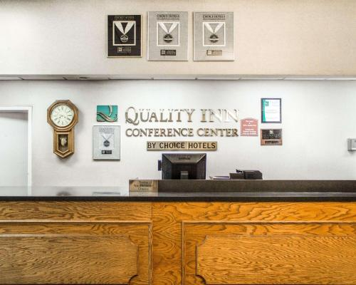 Quality Inn & Conference Center Franklin - Franklin, PA 16323