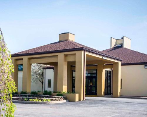 Quality Inn New Columbia - New Columbia, PA 17856