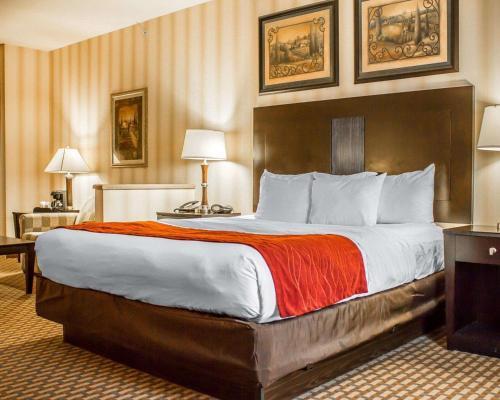 Comfort Suites Edinboro - Edinboro, PA 16412