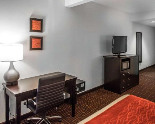 Quality Inn & Suites Nj State Capital Area - Morrisville, PA 19067