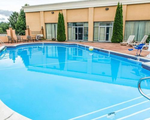 Quality Inn & Suites Indiana - Indiana, PA 15701
