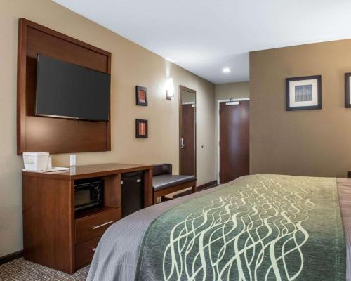 Comfort Inn & Suites Pittsburgh - Pittsburgh, PA 15216