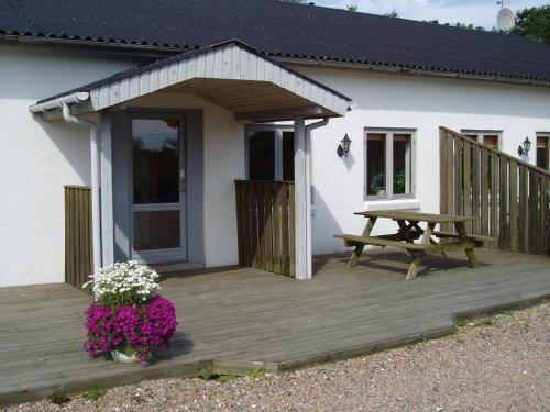 Brattenstrand Holiday Apartments, Pension in Jerup