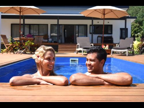 . Abera's Aitutaki Villas