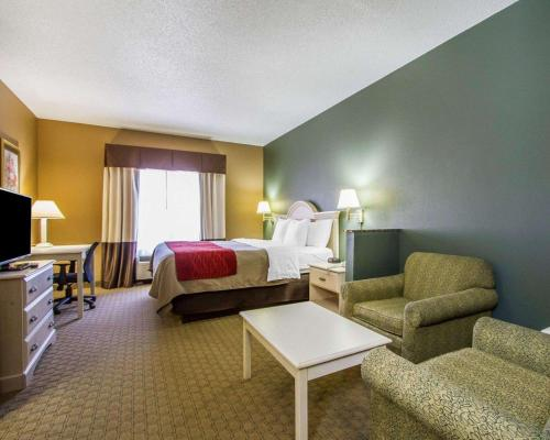 Comfort Inn Columbia - Columbia, TN 38401