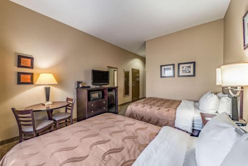 Quality Inn West Plano - Dallas, Plano, TX