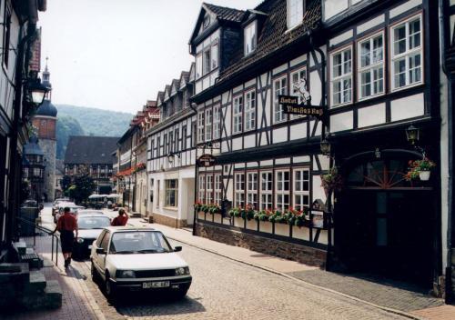. Hotel garni Weißes Roß