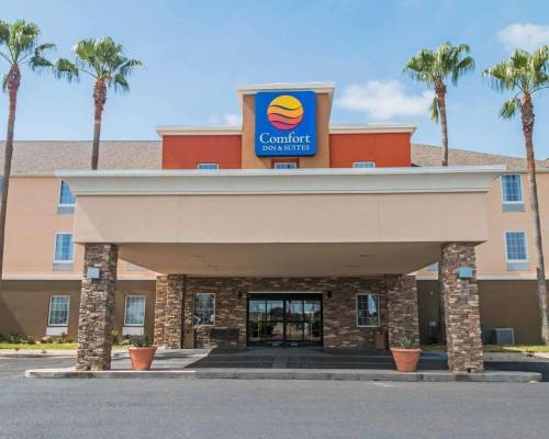 . Comfort Inn & Suites Pharr/McAllen