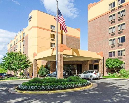 Comfort Inn University Center - Hotel - Fairfax