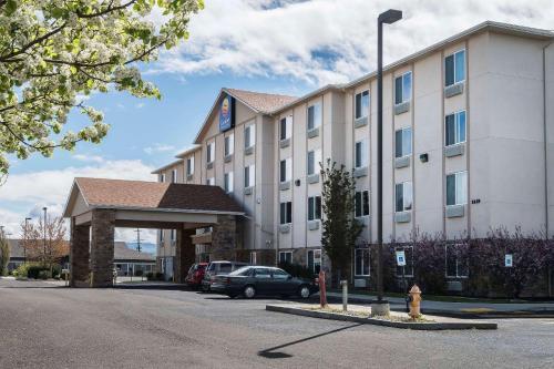 . Comfort Inn & Suites Walla Walla