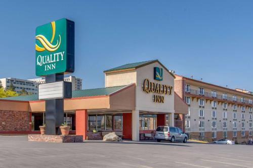 Quality Inn Spokane, Downtown 4th Avenue - Hotel - Mount Spokane