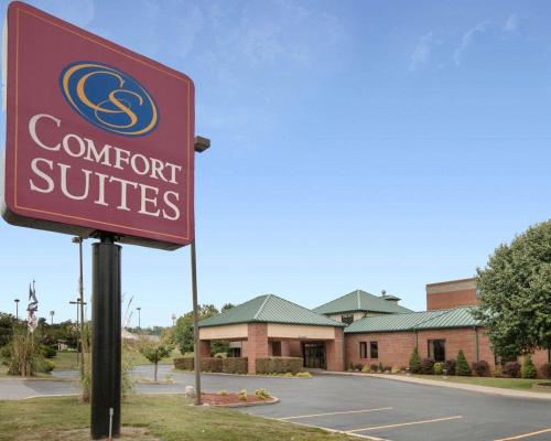 Comfort Suites Parkersburg South - Mineral Wells, WV 26150