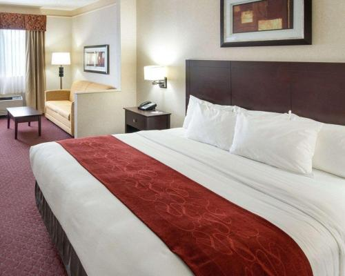 Comfort Suites Parkersburg South - Mineral Wells, WV 26150