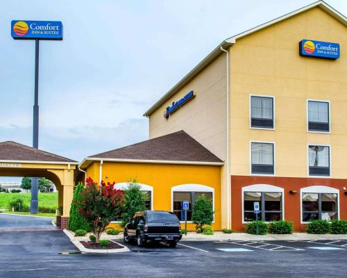 Comfort Inn And Suites Franklin