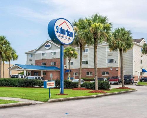 Suburban Extended Stay Hotel Avondale