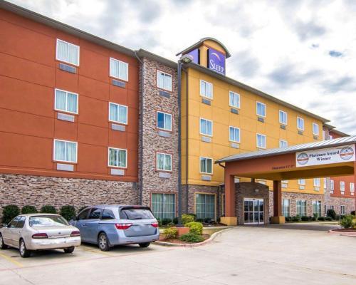 . Sleep Inn & Suites I-20
