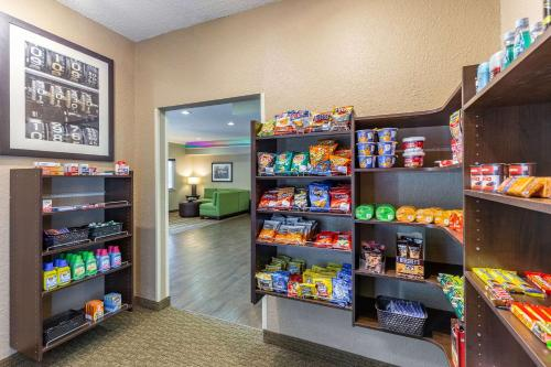Comfort Inn South Tulsa - Woodland Hills