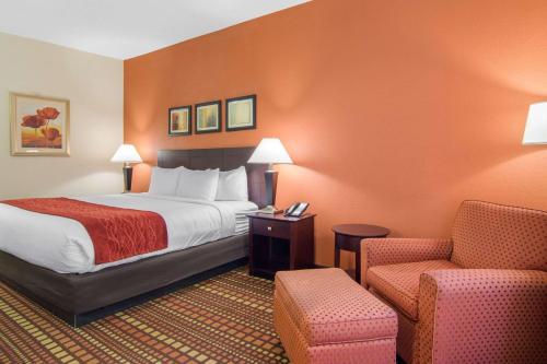 Comfort Inn & Suites - Canton, GA 30114