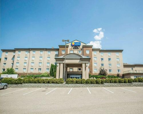 Accommodation in Salmon Arm