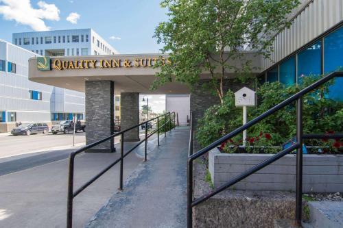 Quality Inn & Suites Yellowknife - Yellowknife, NT X1A 2N4