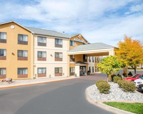 . Comfort Inn North Colorado Springs