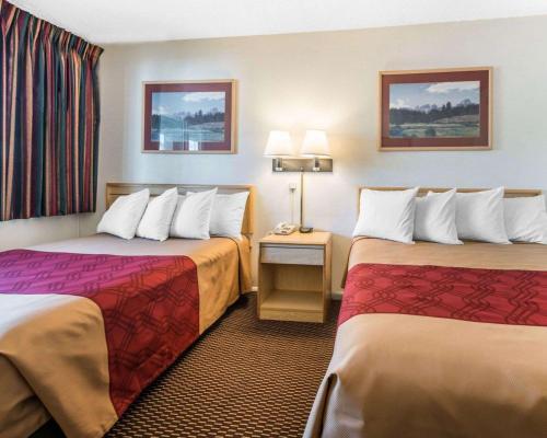 Econo Lodge Downtown Colorado Springs
