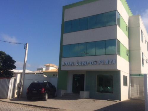 . Hotel Campos Plaza