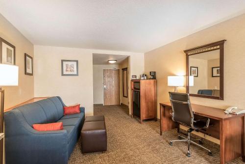 Comfort Suites Longmont Firestone