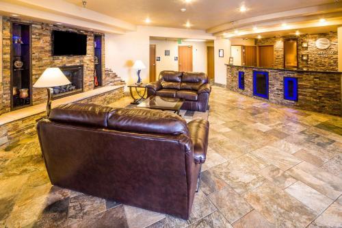 Comfort Inn & Suites Gunnison-Crested Butte - Hotel - Gunnison
